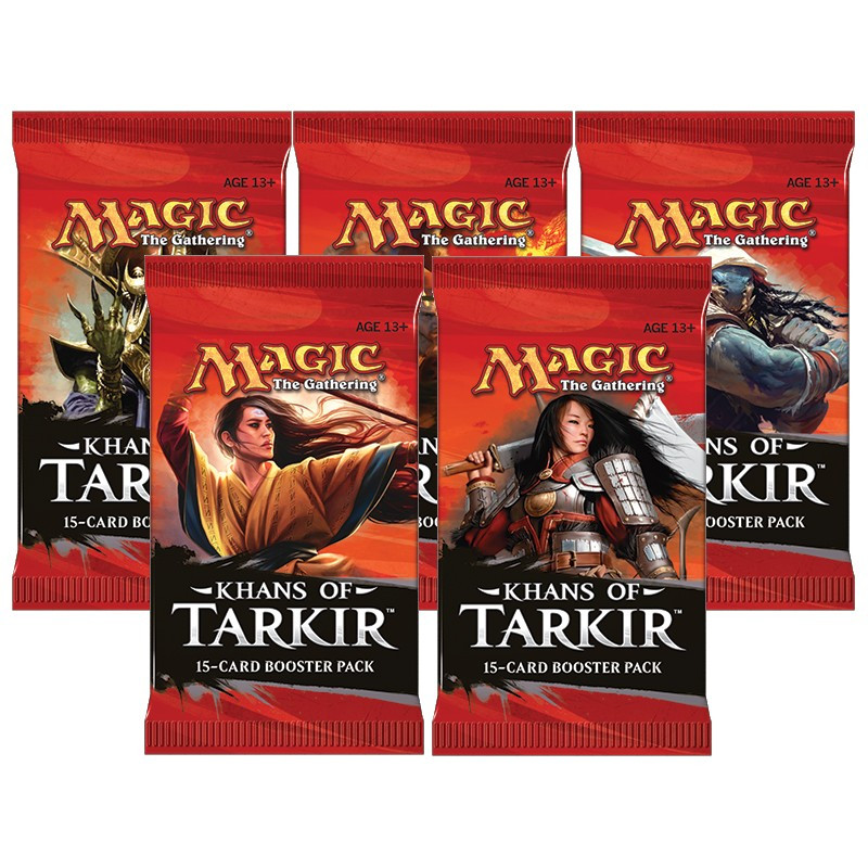 Magic:-The-Gathering-Khans-of-Tarkir-Trading-Card-Booster