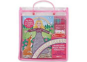 Melissa & Doug - Fashion Press