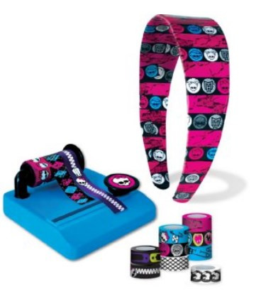 Monster High Tapefitti Headband Kit