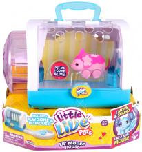 Little Live Pets Lil Mice House Assorted