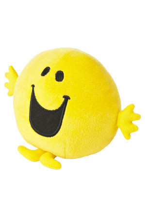 Mr Men Mr Happy Beanie