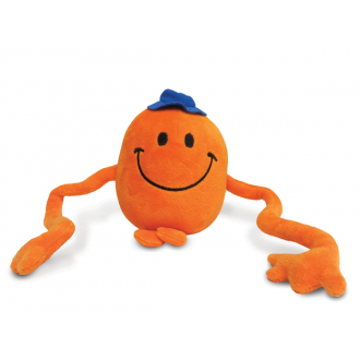 Mr Men Mr Tickle Beanie 11cm