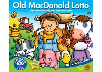 Orchard Toys Old McDonald Lotto