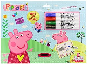 Peppa Pig Wipe Off Board