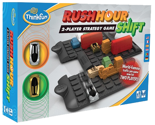 ThinkFun Rush Hour Shift Game