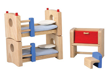 Plan Toys Childrens Room Neo 4pcs