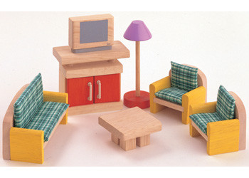 Plan Toys Living Room Furniture Neo 6pcs
