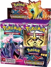 Pokemon Phantom Forces Trading Card Booster