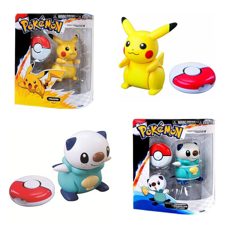 Pokemon Remote Controlled Training Figures - S1 (2 Styles)
