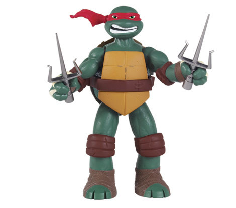 91160 TMNT Power Sound FX Figures - Raphael