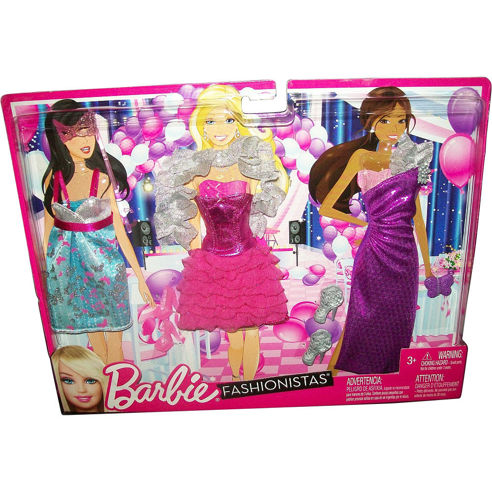 Barbie My Fab Life Fashion - Night Look
