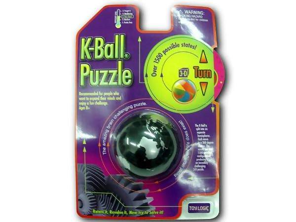 K-Ball 3D Turn Puzzle
