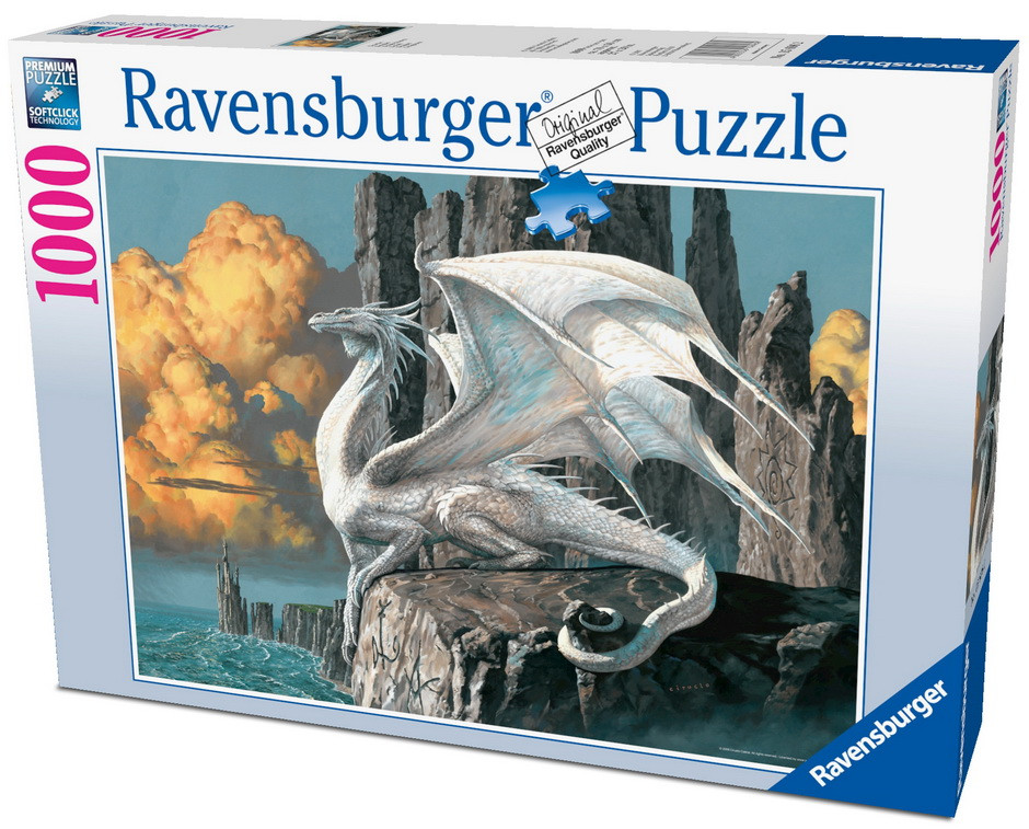 Ravensburger Winged Dragon Puzzle 1000pc