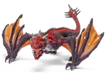 Schleich - Dragon Fighter