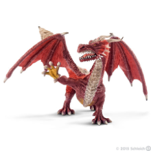 Schleich - Dragon Warrior