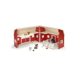 Schleich Portable Barn incl. Accessories