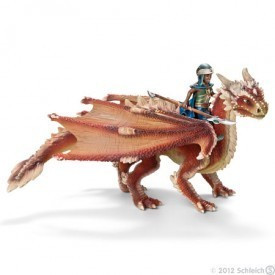 Schleich Young Dragon Rider