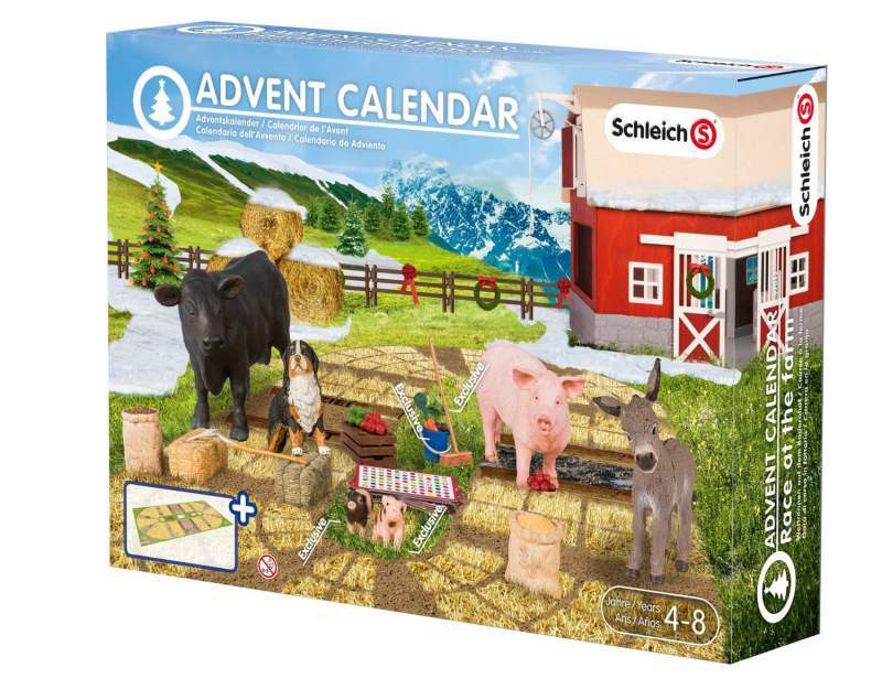 Schleich - Farm Advent Calendar 2015