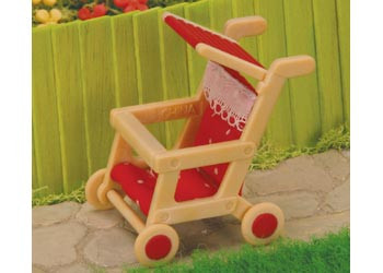 Adorable Baby Chair for Sylvanian baby.