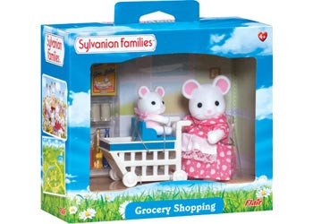 Sylvanian Families Grocery Shopping