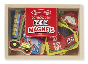 M&D - Farm Magnets - 20pc