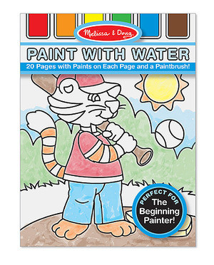 Melissa & Doug - Paint with Water - Blue