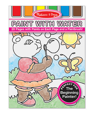 Melissa & Doug - Paint with Water - Pink