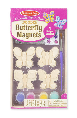 Melissa & Doug - Butterfly Magnets - DYO
