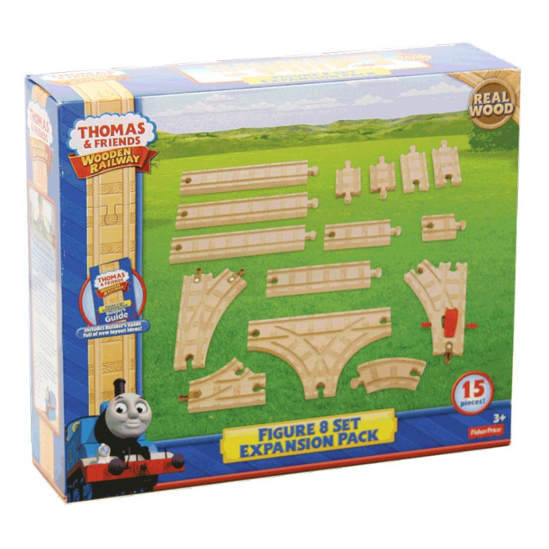 Thomas Wooden Acc DX Fig 8 Pk