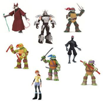 TMNT Movie Basic Figurine - Leonardo
