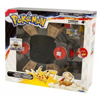 Pokemon Black & White 2 Battle Arena (with 2 figures)