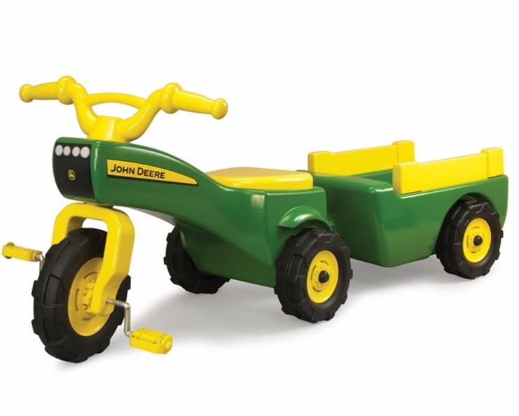 John-Deere-Trike-and-Wagon-Pedal-Ride-on-(18m+)