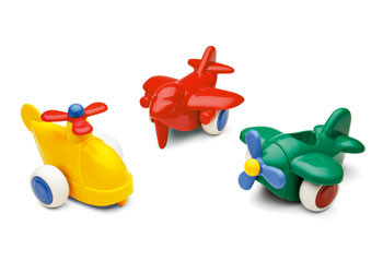 Viking Toys - Plane and Helicopter