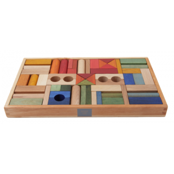 Wooden-Story-Blocks-(Rainbow)-54pcs