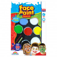 Deluxe Face Paint Kit