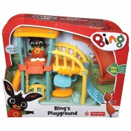 Bing Bunny Around Town Playset