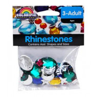 Rhinestones 25gm Bag
