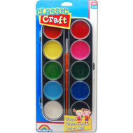Classic Craft Giant Watercolour Paint Set