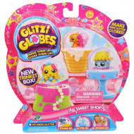 Glitzi Globes S4 3pk Assorted