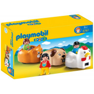 Playmobil 123 Animal Train