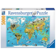 Ravensburger Fascinating Earth Puzzle 5000pc