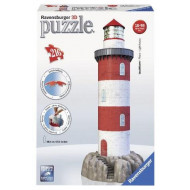 Ravensburger Coastal Lighthouse 3D 216pc