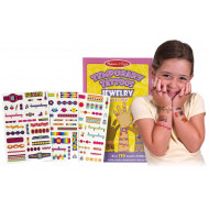 Melissa & Doug Temporary Tattoos Jewellery
