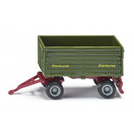 Siku 2 Axled Trailer