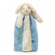 Bunnies By The Bay Buddy Blanket Blue 40cm