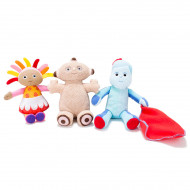 In The Night Garden Mini Soft Toys Assorted