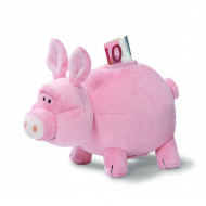 Shaun The Sheep Money Bank Pig Plush