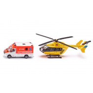 Siku Rescue Service Set 1:87