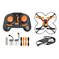 3D Nano Mini Quad Copter 4ch 6 axis Gyro