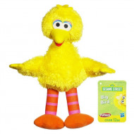 Sesame Street Big Bird Soft Toy